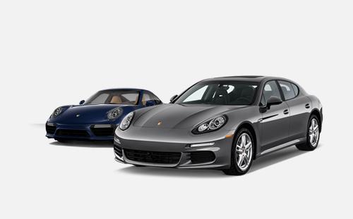mandataire auto Porsche