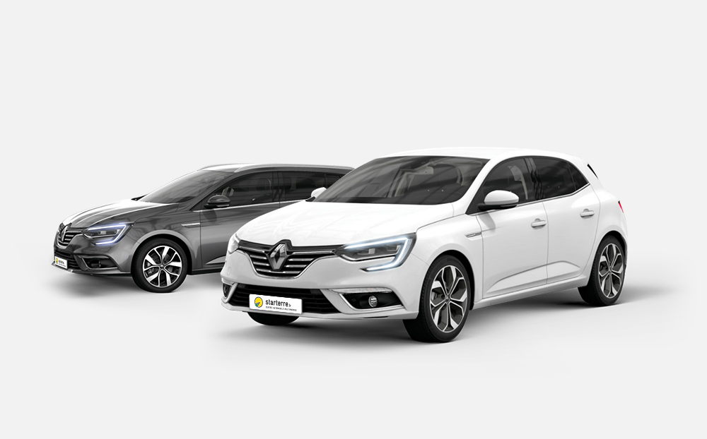 Renault Megane 17 498 €