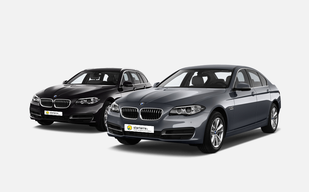 BMW Série 5 43 998 €