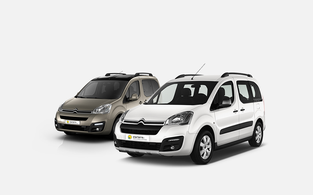 Citroën Berlingo Multispace 17 495 €