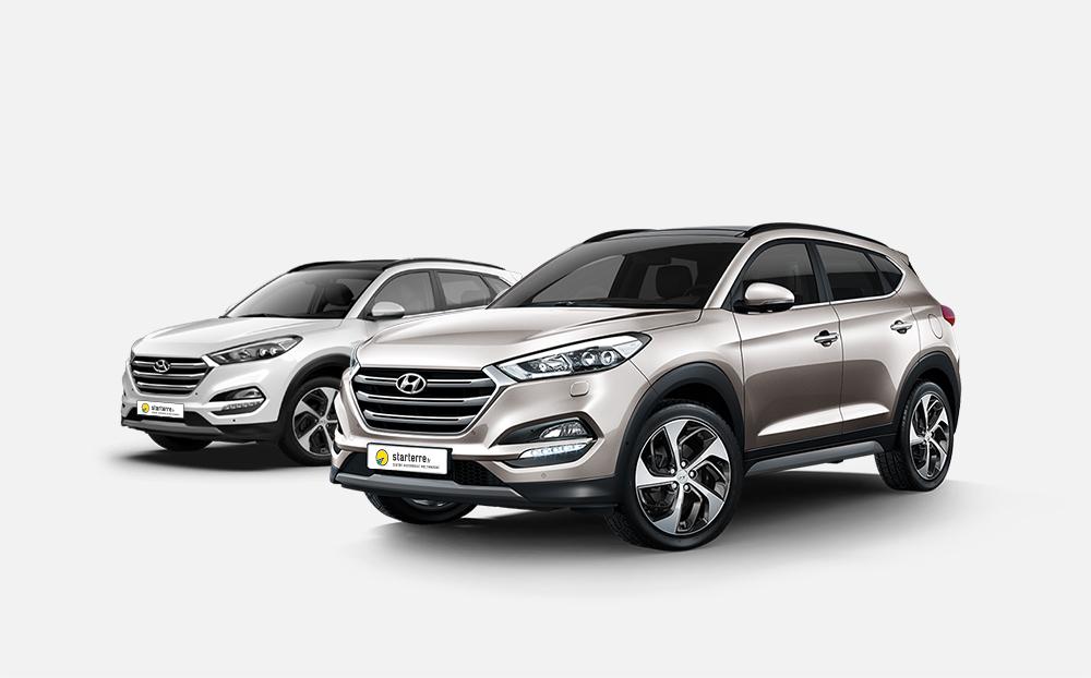 Hyundai Tucson 19 998 €