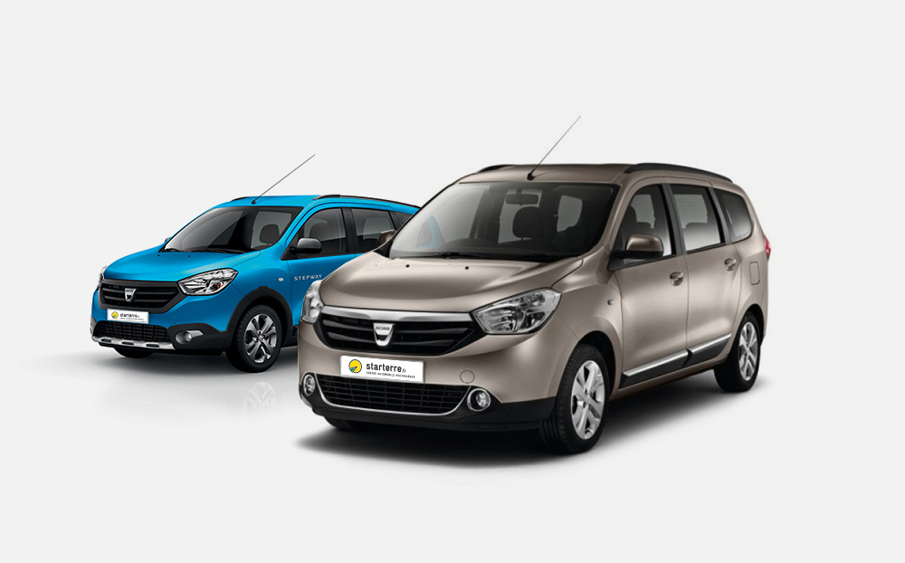 Dacia Lodgy 16 995 €