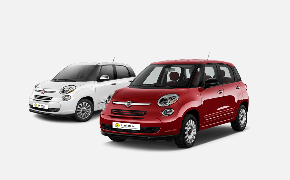 Fiat 500L 14 298 €