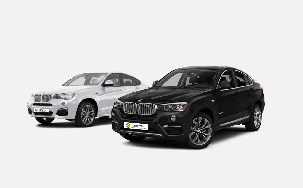 BMW X4 42 498 €