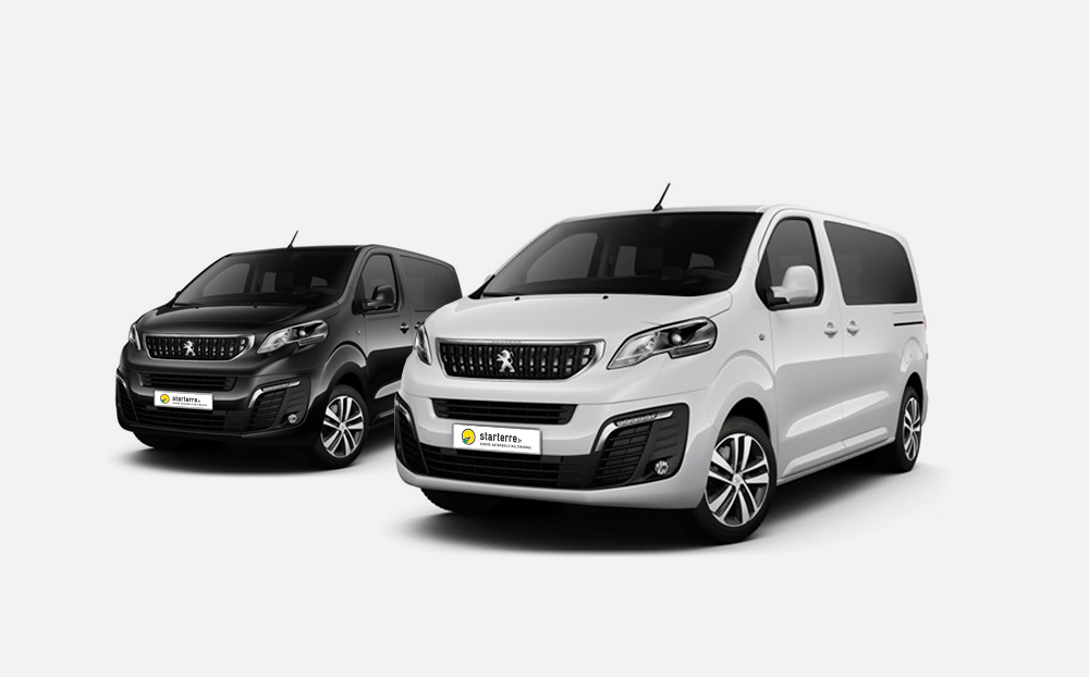 Peugeot Traveller 31 998 €