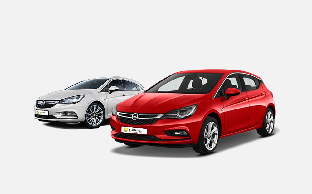 Opel Astra 19 358 €