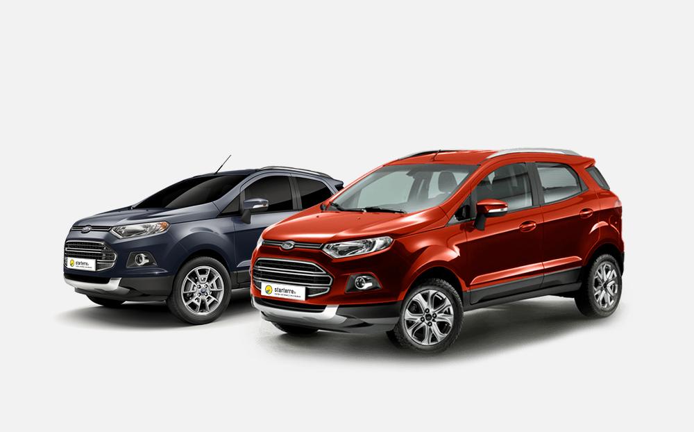 Ford Ecosport 13 358 €