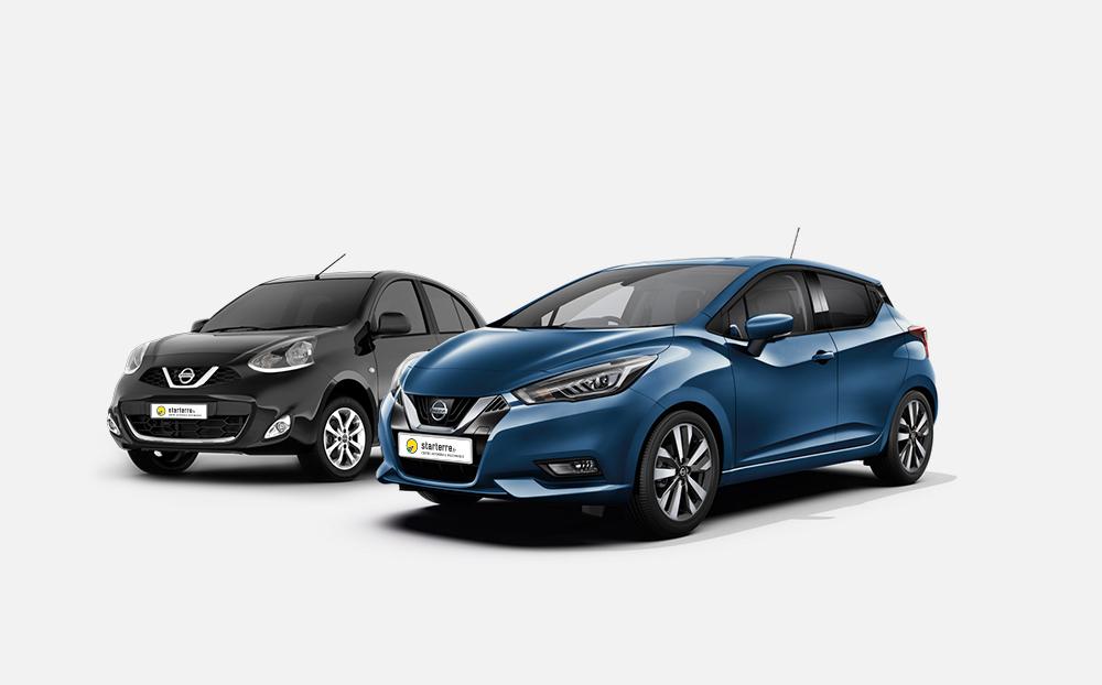 Nissan Micra 13 358 €
