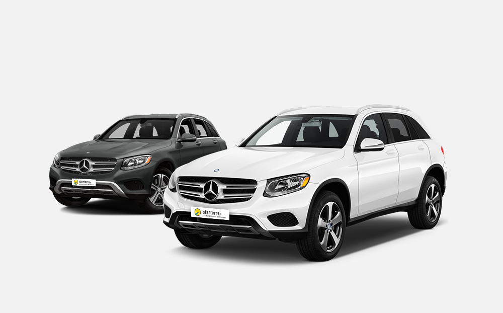 Mercedes-Benz GLC 46 998 €
