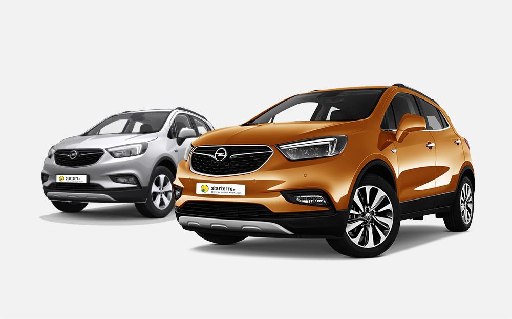 Opel Mokka X 14 998 €