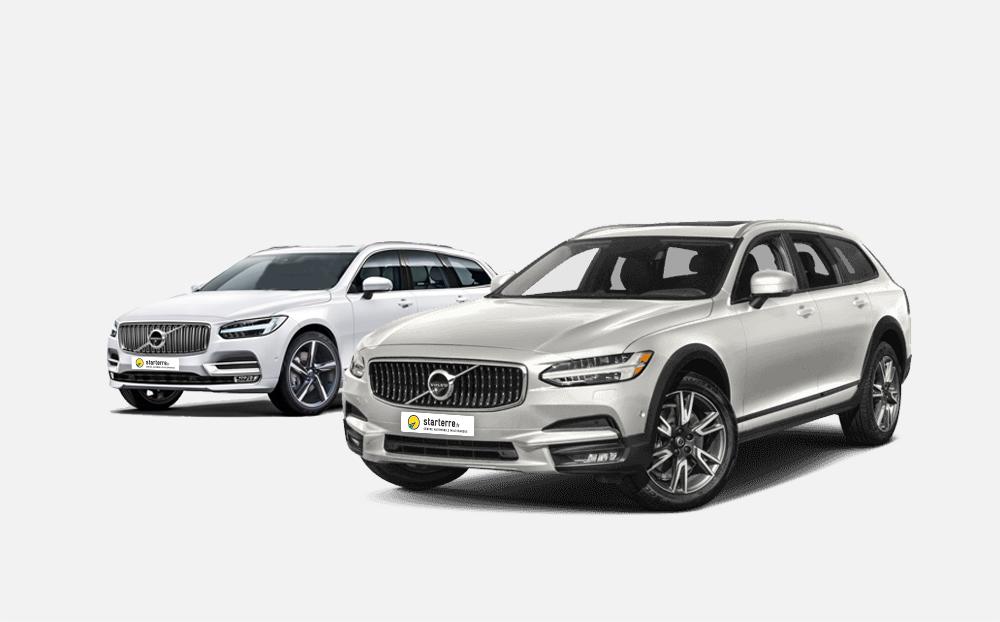 Volvo V90 44 498 €
