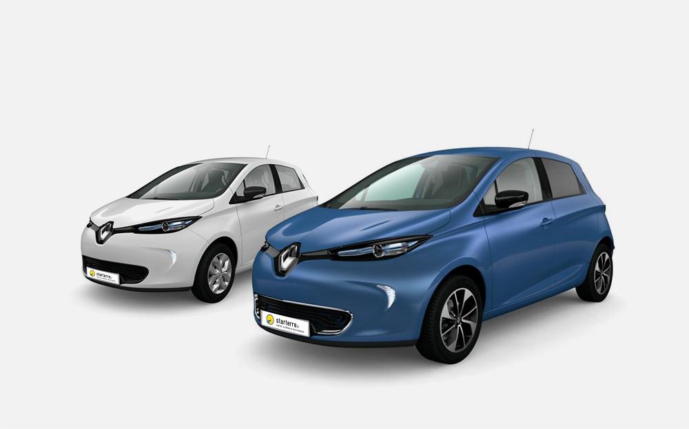 Renault Zoe 18 998 €