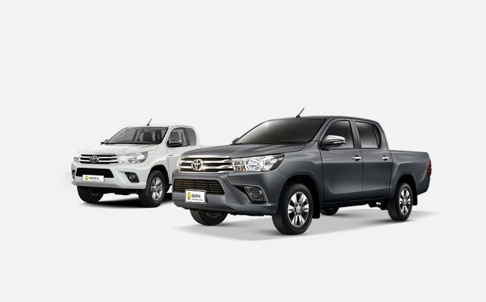 Toyota Hilux 35 998 €