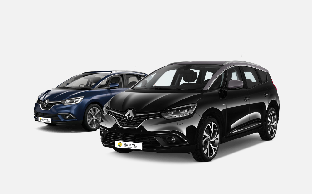 Renault Grand Scenic 19 998 €