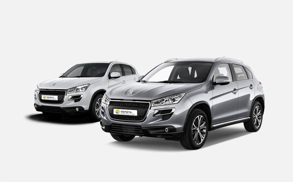 Peugeot 4008 20 358 €