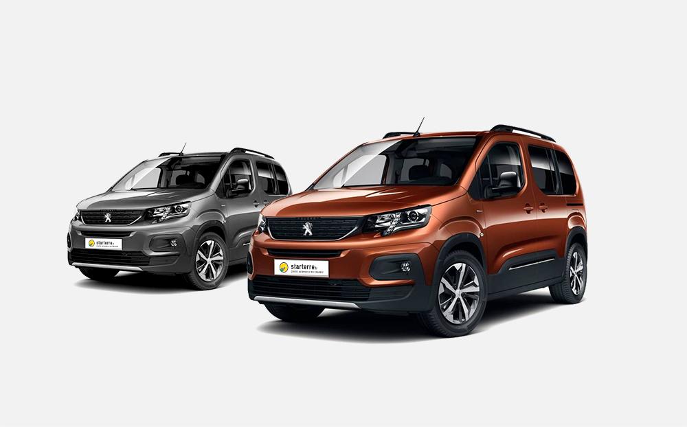 Peugeot Rifter 21 998 €