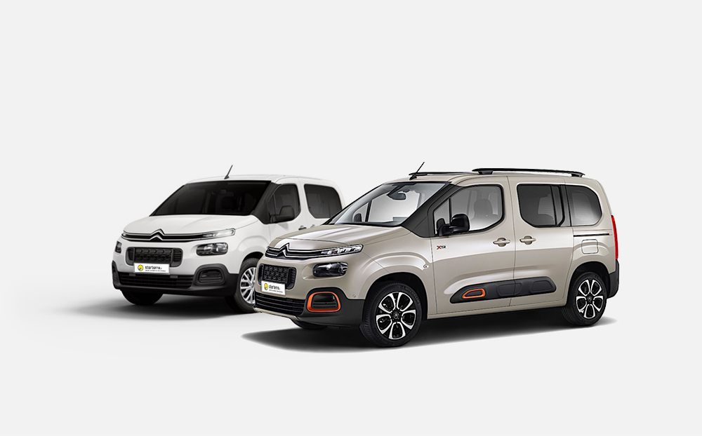 Citroën Berlingo 18 498 €