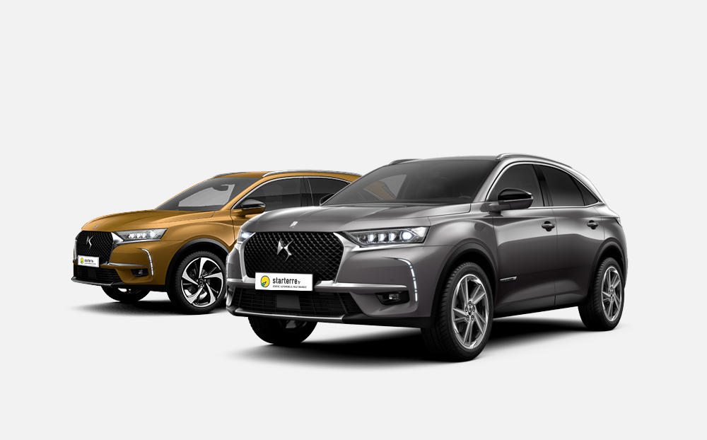 DS DS 7 Crossback 37 998 €
