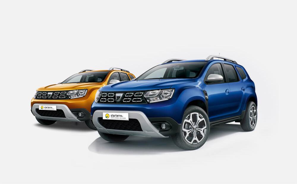 Dacia Duster 14 998 €