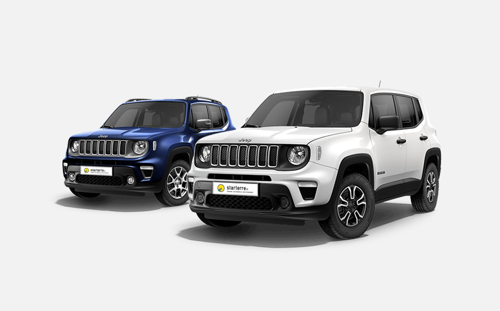 Jeep Renegade 19 498 €