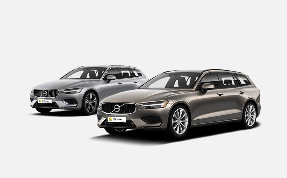 Volvo V60 19 498 €