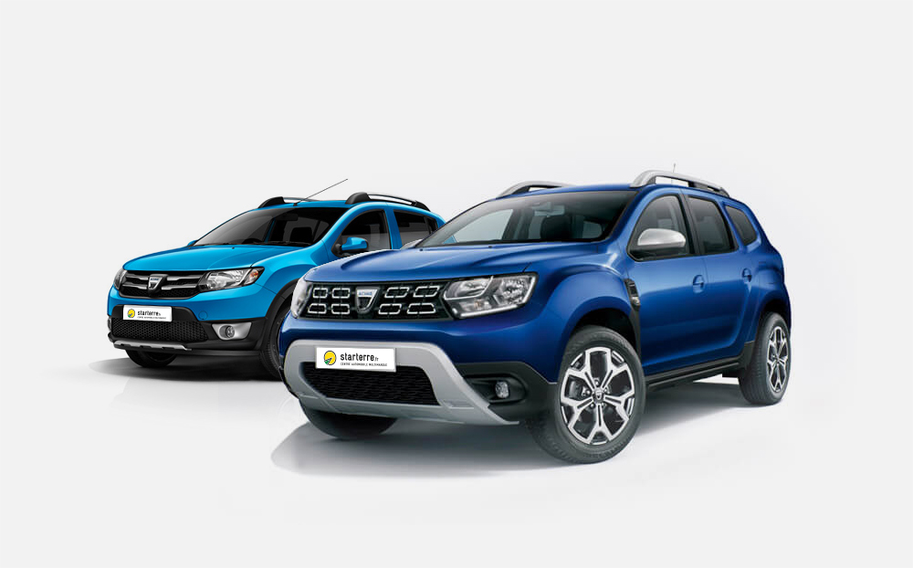 mandataire auto Dacia