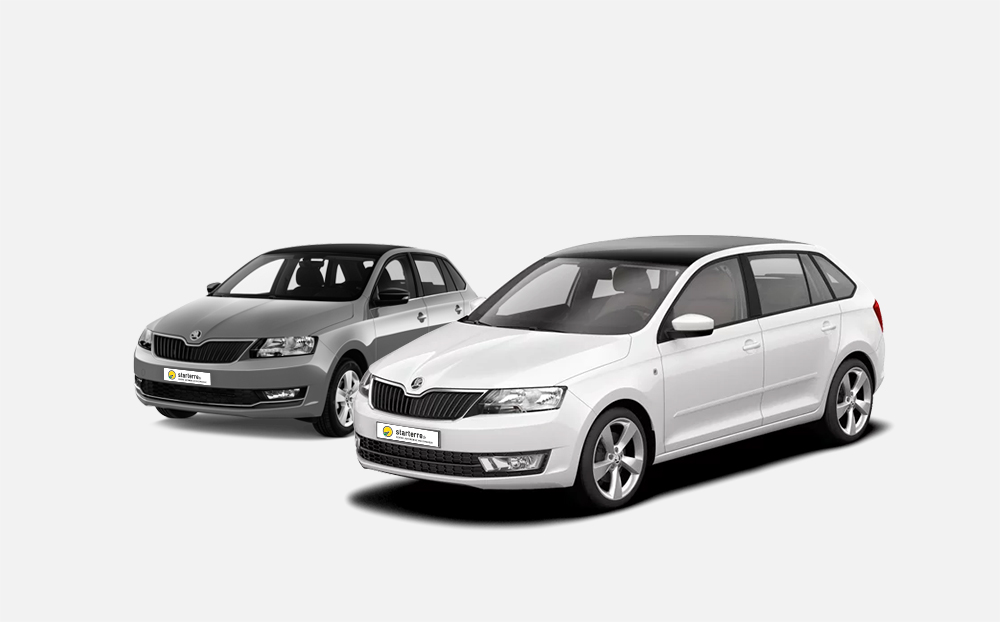 Skoda Rapid Spaceback 16 498 €