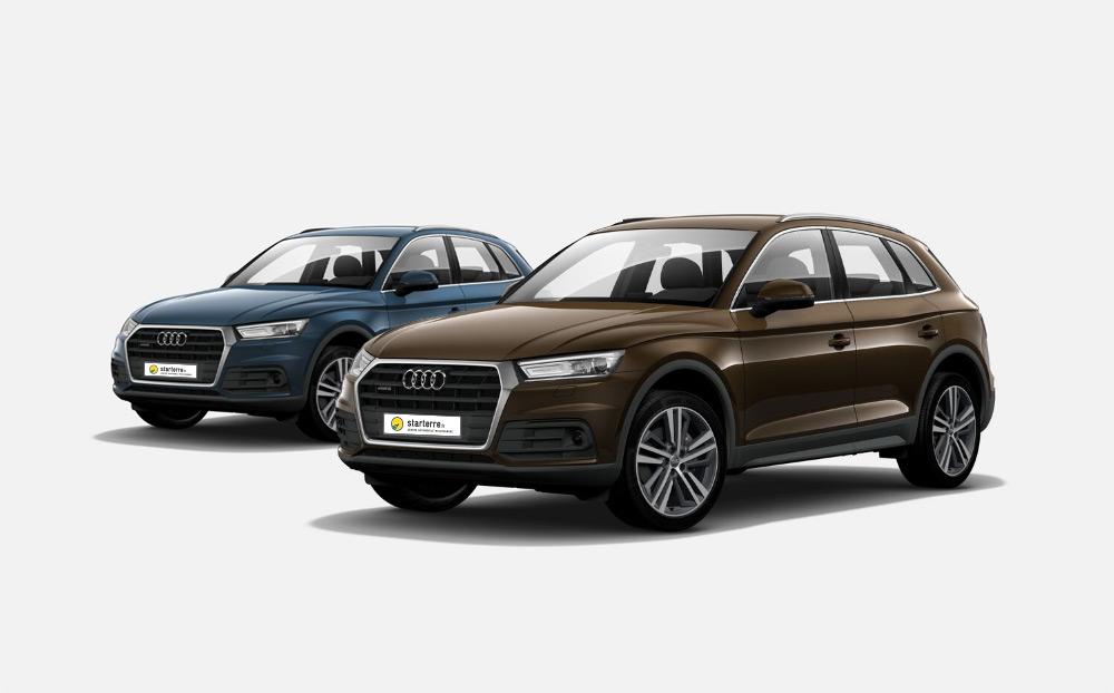 Audi Q5 42 998 €