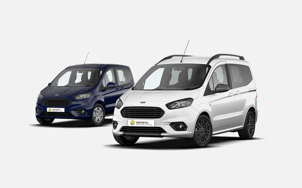 Ford Tourneo Courier 14 998 €