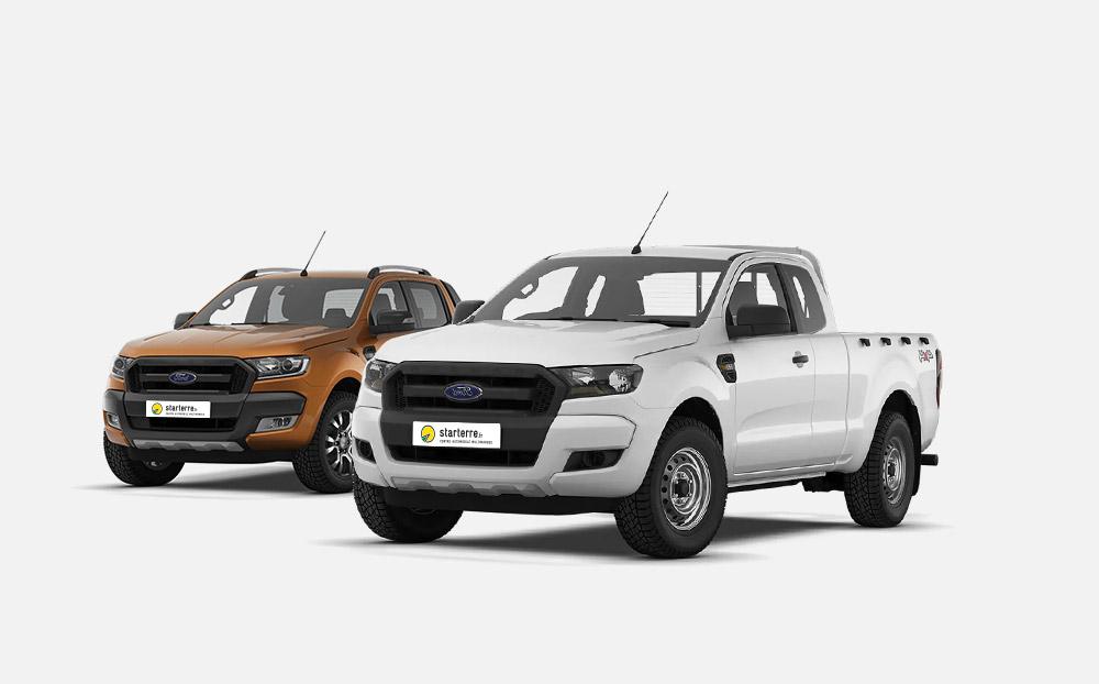 Ford Ranger 35 998 €