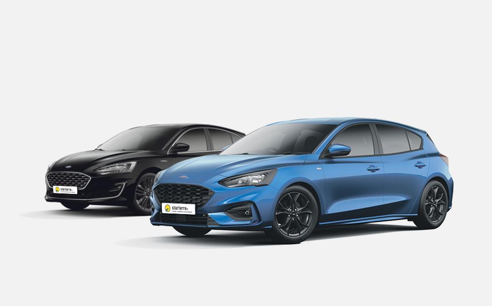 Ford Focus 13 858 €