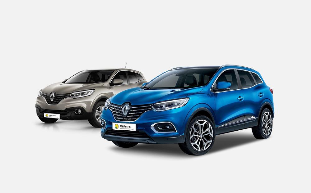 Renault Kadjar 19 498 €