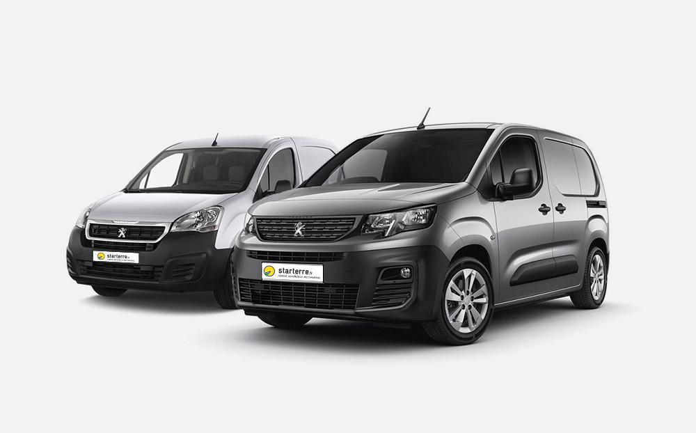 Peugeot Partner 16 198 €