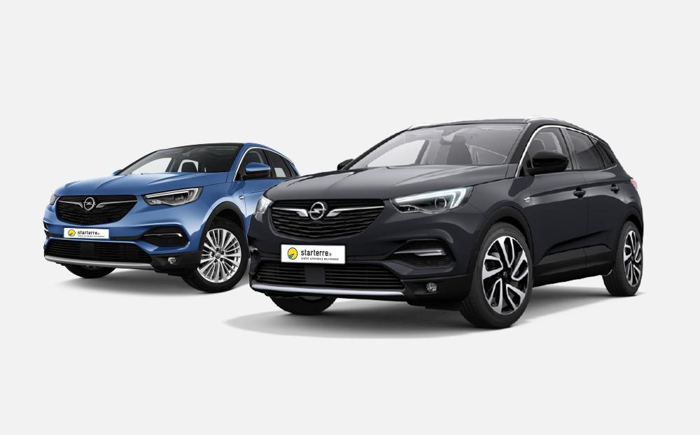 Opel Grandland X 21 498 €