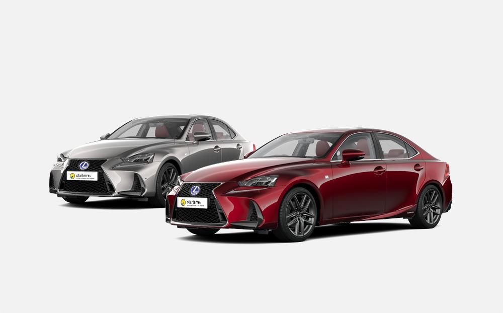 Lexus IS 26 498 €
