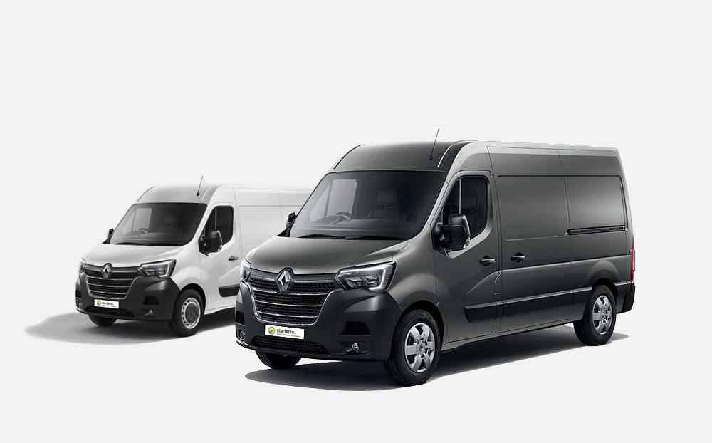 Renault Master 22 078 €