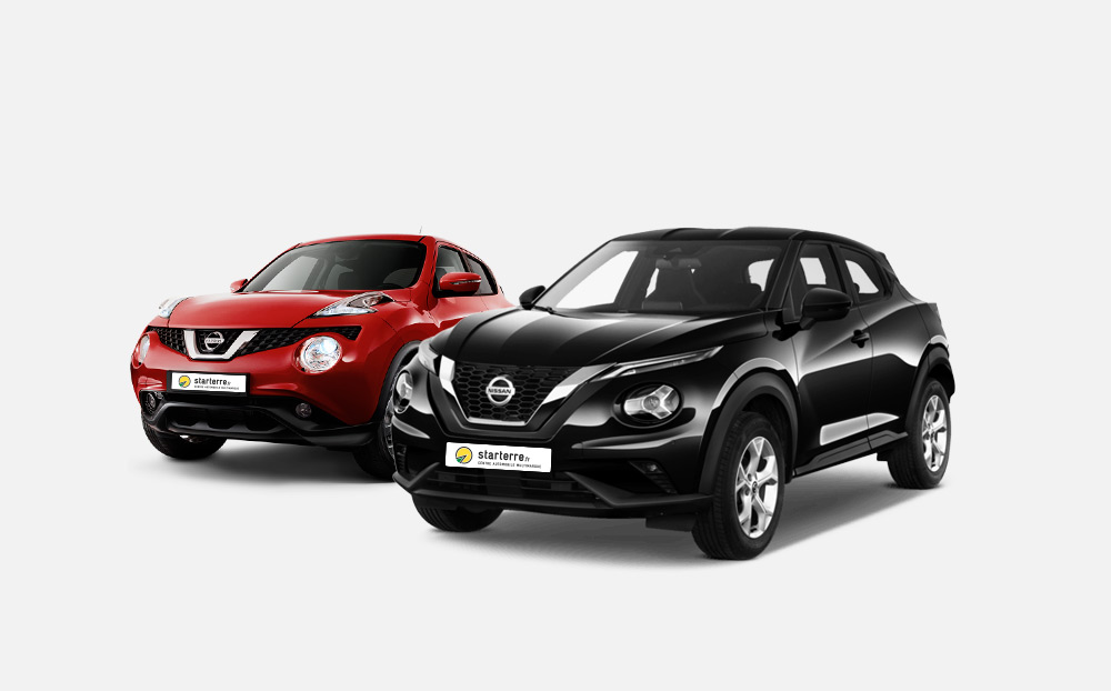 Nissan Juke 21 498 €