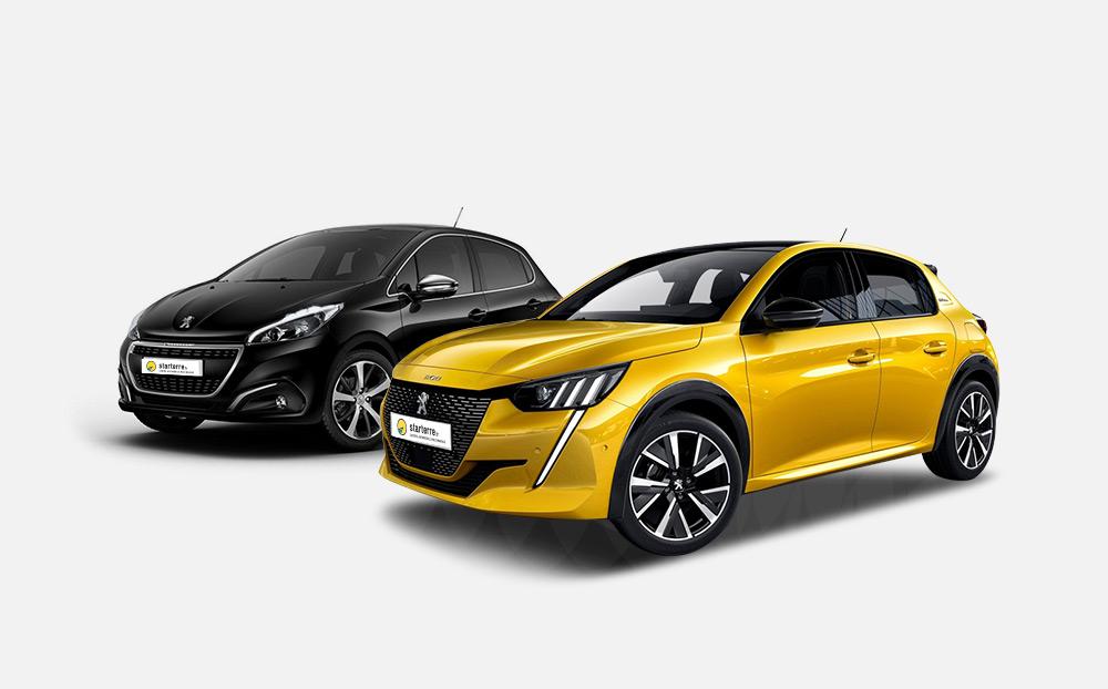 Peugeot 208 12 998 €