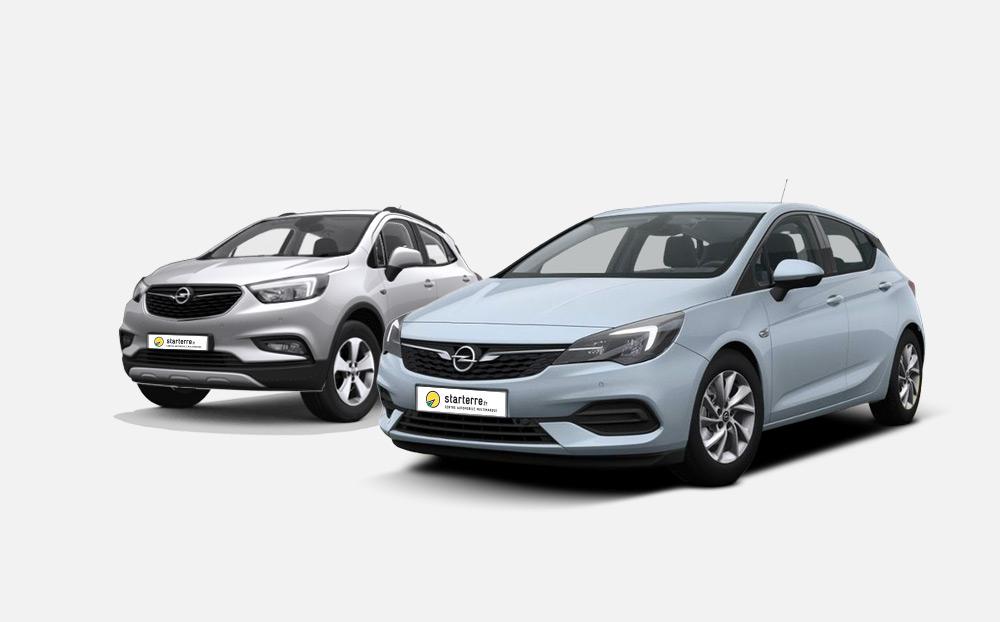 mandataire auto Opel