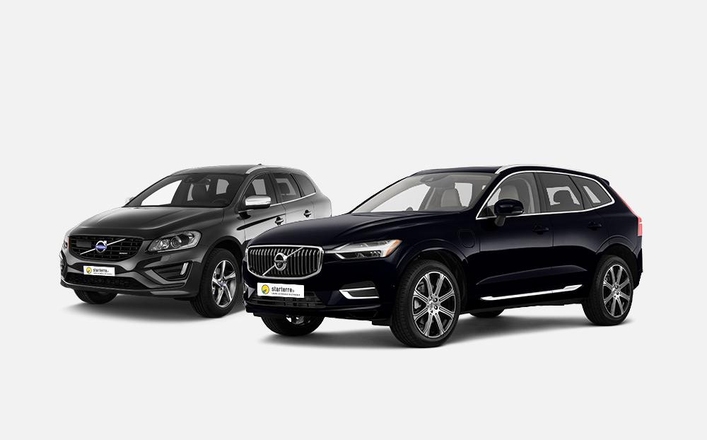 Volvo XC60 47 998 €
