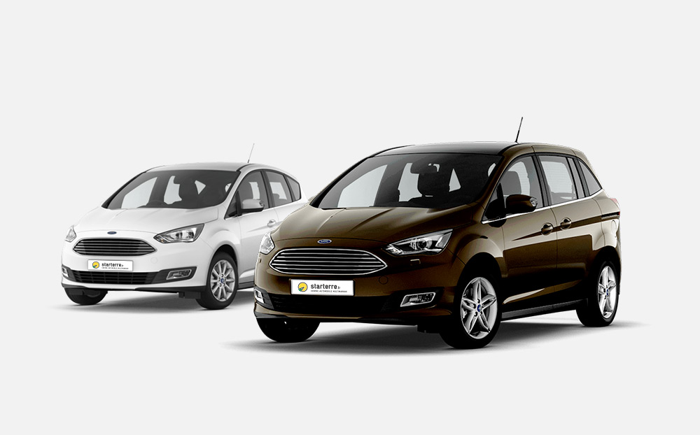 Ford C-Max 13 498 €
