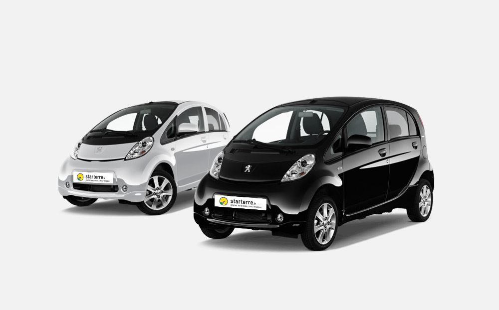 Peugeot iOn 13 498 €