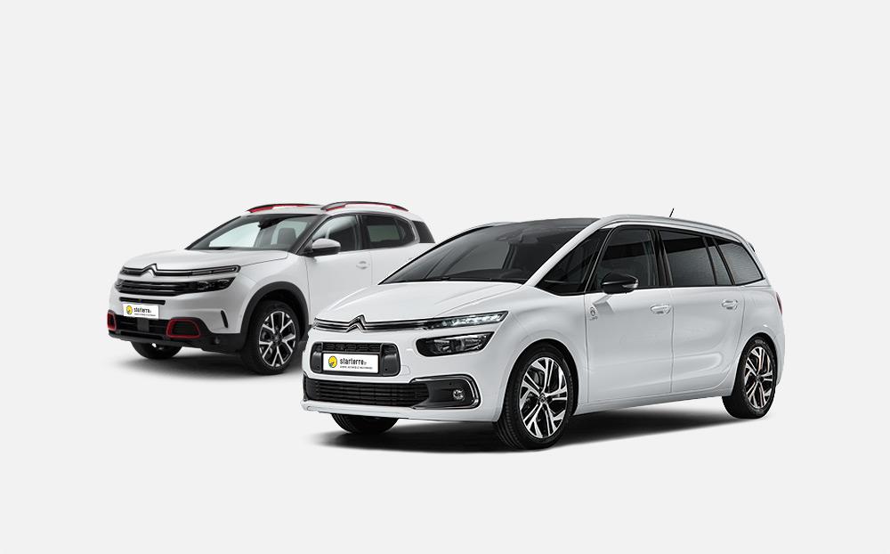 mandataire auto Citroën