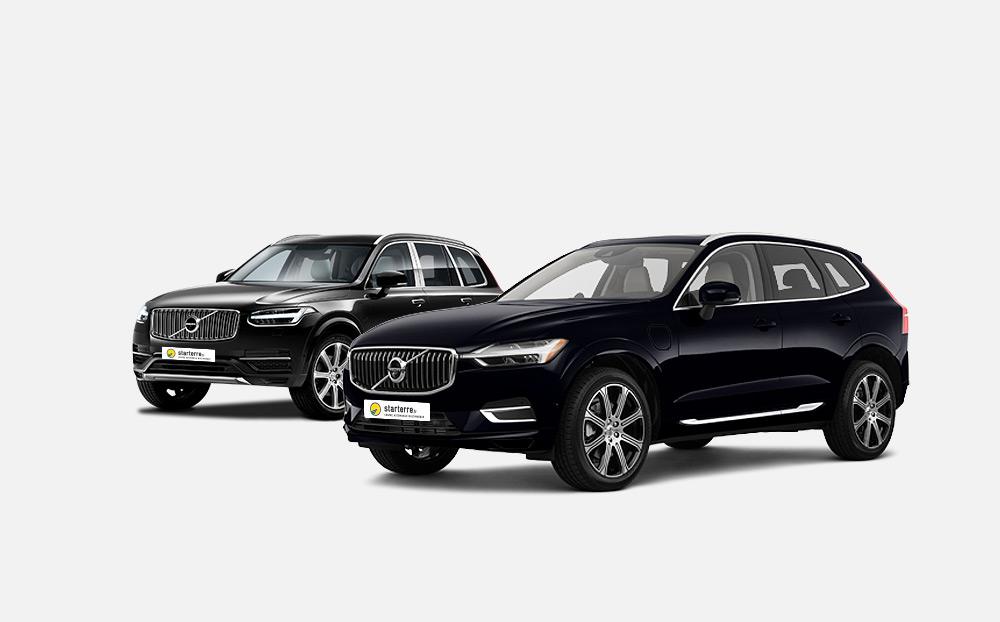 mandataire auto Volvo